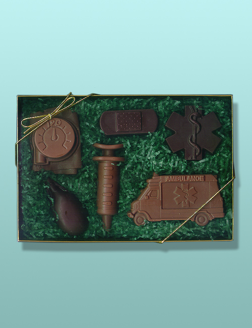 Chocolate Paramedic Gift Set