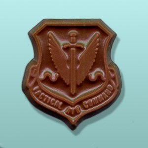 Chocolate Air Force T.A.C. Emblem Favor