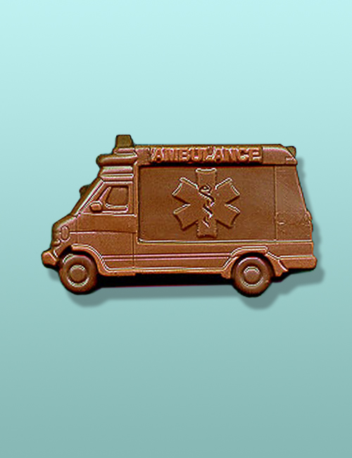 Chocolate Ambulance Favor