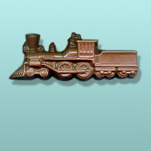 Chocolate Antique Locomotive Favor