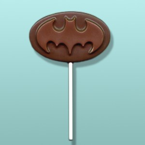 Chocolate Batman Symbol