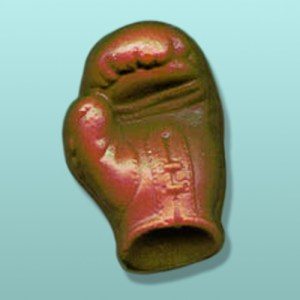Chocolate Boxing Glove Party Favor