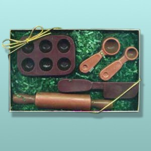 Chocolate Chef Baking Small Gift Set