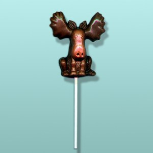 Chocolate Moose Party Favor