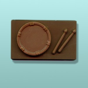 Chocolate Drum Set Favor Bar