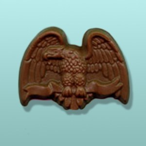 Chocolate Eagle Party Favor