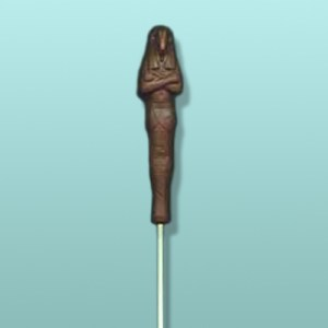 Chocolate Egyptian Mummy Party Favor IV