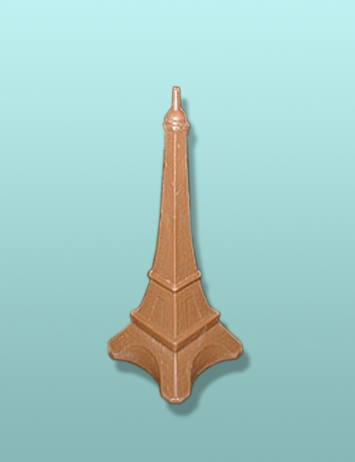 3D Chocolate Eiffel Tower Centerpiece
