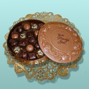 Elegance! Edible Chocolate Box