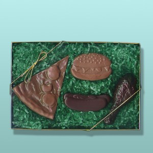 Chocolate Fast Food Gift Set