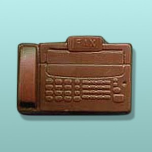 CHOCOLATE FAX MACHINE FAVORS