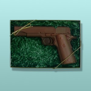 Chocolate Firearm II Gun Gift Set