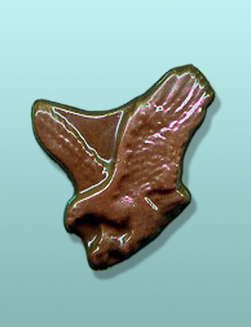 Chocolate Flying Eagle Party Favor
