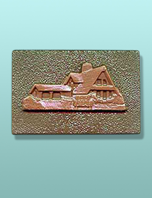 Chocolate House Sold Plaque