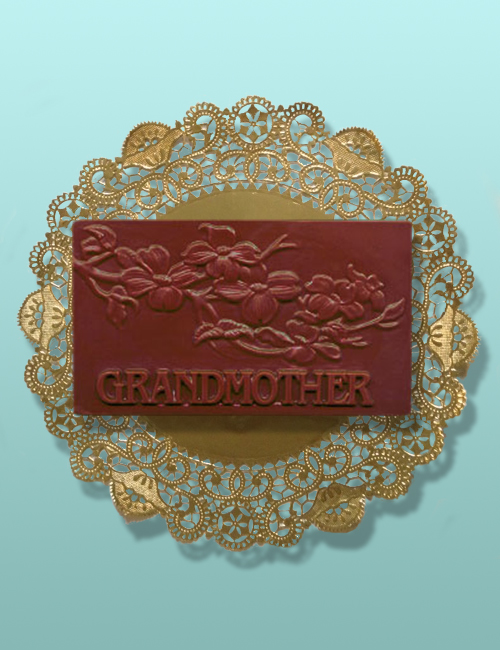 Chocolate Grandmother Plaque
