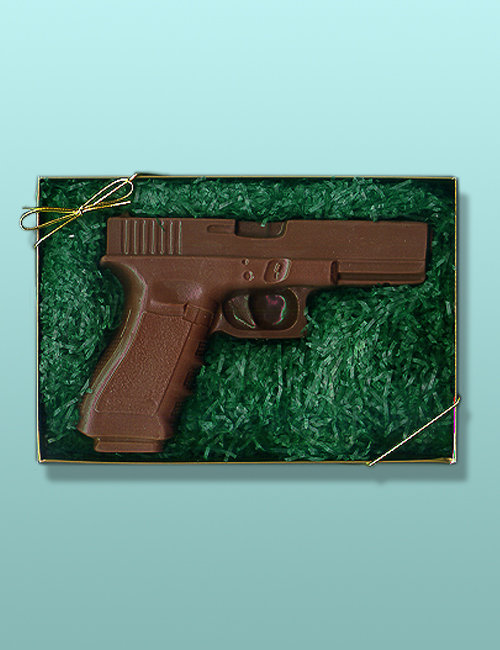 Chocolate Firearm I Gift Set