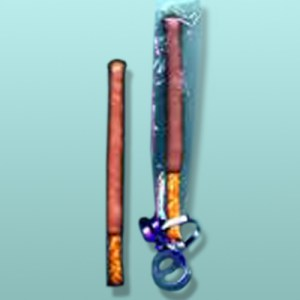 Chocolate Pretzel Magic Wands