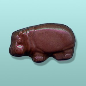 Chocolate Hippopotamus Favor
