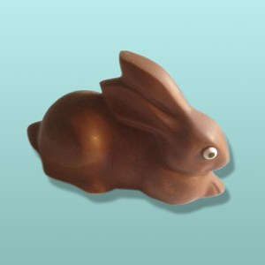 3D Chocolate Hunny Bunny