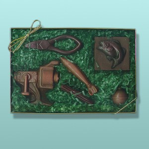 I'd Rather Be Fishing Chocolate Gift Set