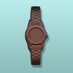 Chocolate Men's Watch I Favor