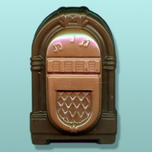 3D Chocolate Vintage Juke Box