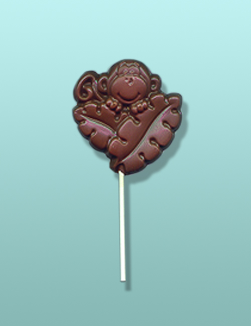 Chocolate Silly Monkey II Party Favor