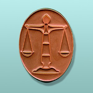 CHOCOLATE JUSTICE FAVORS