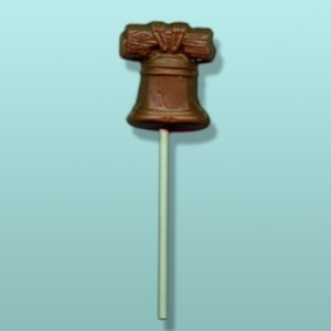 Chocolate Liberty Bell Party Favor