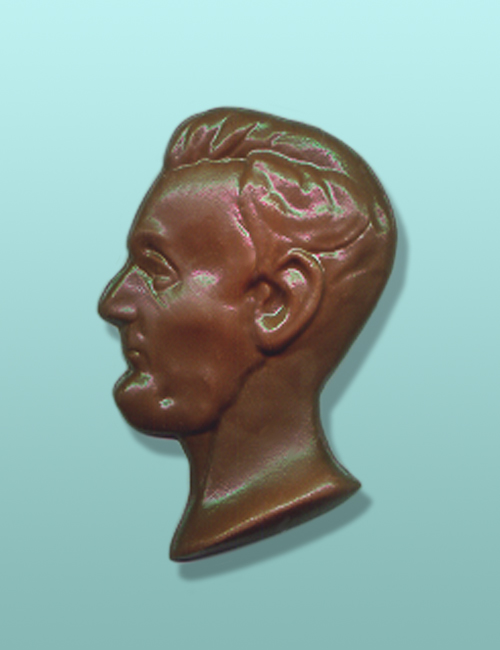 Chocolate Abraham Lincoln Favor