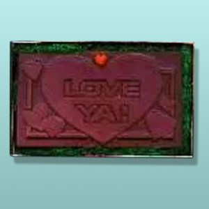 Chocolate Valentine Love Ya! Bar