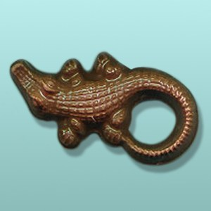 Chocolate Alligator Medium Favor