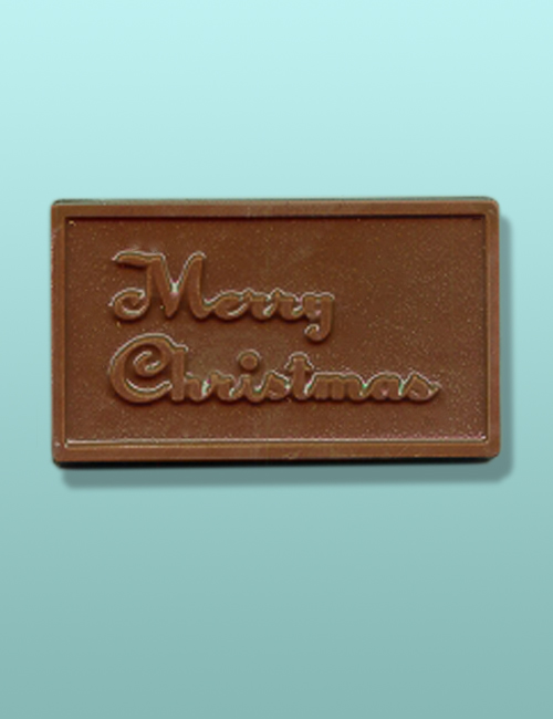 Merry Christmas Mini Card Favor
