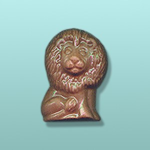 Chocolate Lion Mini Favor