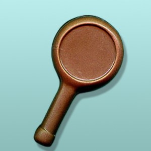 Chocolate Hand Mirror Party Favor