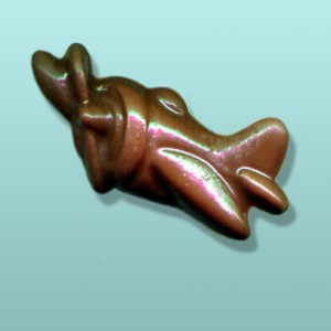 Chocolate Prop Plane Mini Favor