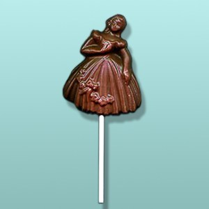 Chocolate Quinceañera 15th Birthday Favor