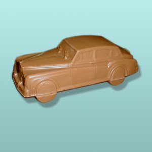 3D Chocolate Car Sedan IV