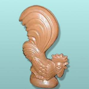 Chocolate Rooster Tail Centerpiece
