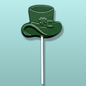 Chocolate Irish Top Hat Favor