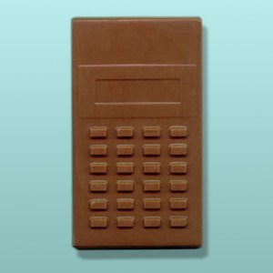 Chocolate Calculator Small Party Favor
