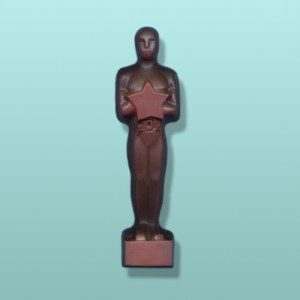 Chocolate Movie Starman Statue