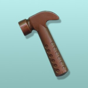 Chocolate Hammer Tool Favor