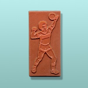 Chocolate Volleyball Bar Favor