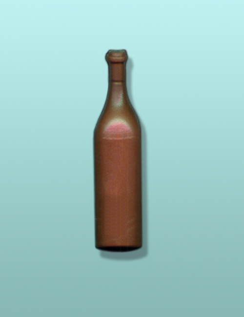 Chocolate Wine Bottle Large Party Favor
