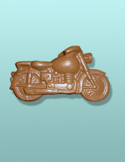 Chocolate Motorcycle Bike X-Large
