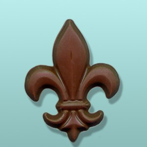 CHOCOLATE MARDI GRAS FAVORS