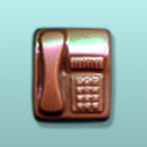 Chocolate Desk Phone Mini Party Favor III