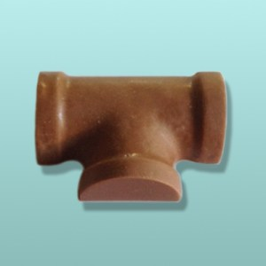 Chocolate T-Joint Connection Favor