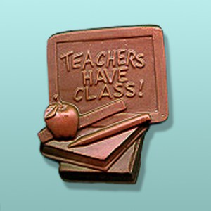 CHOCOLATE TEACHER FAVORS